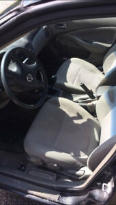 2004 Nissan Sentra AS IS MANUAL Transmission