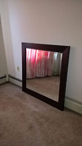 selling mirror or glass with steel panel