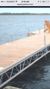 Dock Removal Kawartha Lakes Peterborough Area image 1
