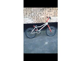 Onza T-Pro Trials bike