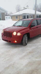 2008 Jeep Compass 3500 neg