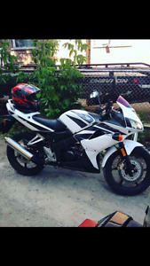 Cbr 125r for 1600 or swap/trade