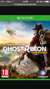 Jeux ghost recon
