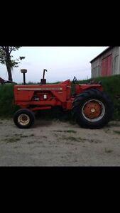 185 Allis Chalmers Diesel Tractor