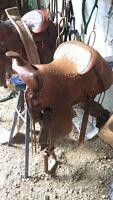 15 - 15 1/2 inch saddle