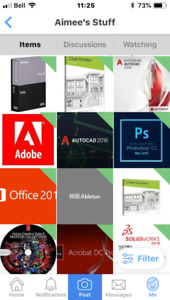 Permit,home or work,we provide autocad.adobe.chief.ableton,mac,