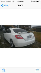 2008 Honda Other Si Coupe (2 door) St. John's Newfoundland image 2
