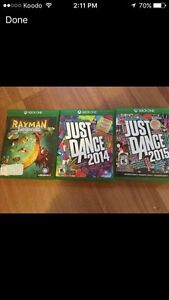 2 Xbox one games for sale