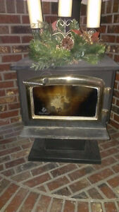 certified wood burning stove