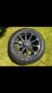 Roue Off road 20  pour pickup  hiver