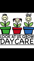 Look at us Grow Daycare has space for you!