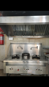 Chinese wok for sale $1800