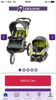 Poussette baby trend expedition 2014