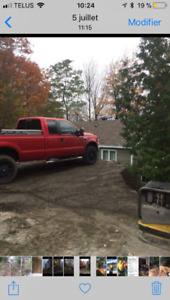 2009 Ford F-350 Tissu Camionnette