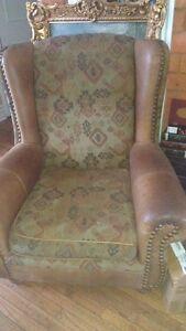 beau grand fauteuil