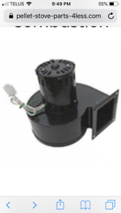 Looking for pellet stove part