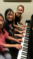 Piano lessons - $15 / half an hour special - feelypianoschool.co