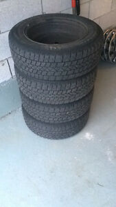 Tires for sale! Great price!! West Island Greater Montréal image 2