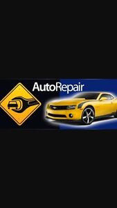MOBILE LICENSED AUTO REPAIR AT YOUR HOME