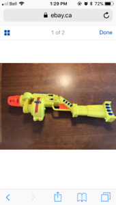 Air Warriors Mech Tommy 20 Dart Blaste
