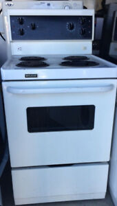 Used Apartment Size 24'' Stove..255/= Warranty...416 473 1859