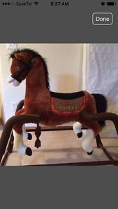 Rockn Diamond Spring Horse