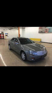2006 CTS Cadillac leather seats!