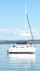 Hunter 26 SAILBOAT in excellent condition