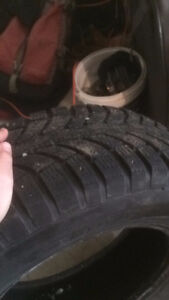4 Champiro Ice Pro SUV Studded Winter Tires 225/70 R16 For Sale