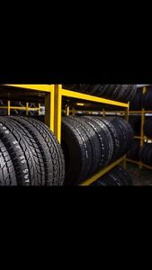 All season tires and winter tires