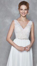 Wedding dress size 8/10 Heidi Hudson