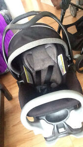 Carseat snap&go