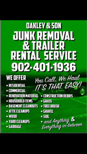 #Supportlocal Family Operated Great Rates Junk Removal Service