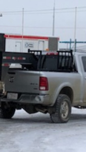 Dodge Truck Box