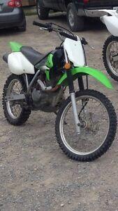 2004 Kawasaki KLX 125 FORSALE