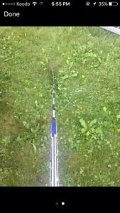 Tps composite hockey stick righty $10