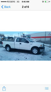 Scrapping 2007 f150 in alberta. Parts coming east 7802216782