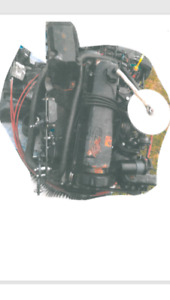 2.3 litre Ford Boat engine complete with power trim