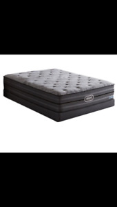 Beauty Rest Black mattress
