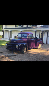 1951 Ford F-1  Project