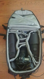 Nikon d90 and accesories