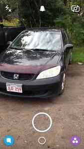 2004 Honda Civic Base Coupe (2 door)