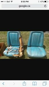 1969-1972 Chevy/Gmc buckets seats