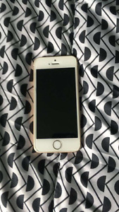 IPhone 5SE Gold