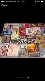 60 Dvd's for sale for only £40