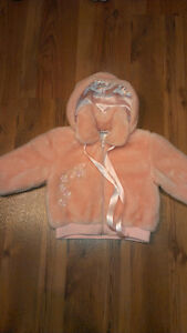 Girls' Coat - size 24m