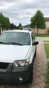 2007 Ford Escape XLT CERTIFIED!!!
