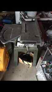 "10"" Mikita table saw"