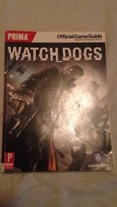 Watch dogs hand book