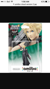 Amiibo Cloud Version 2 Japan import